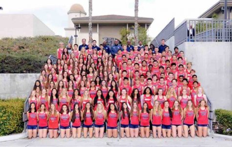 This year's track team.