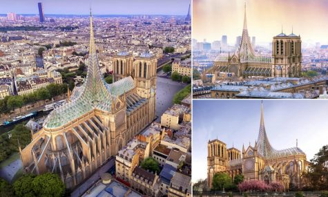 Notre Dame's Proposed Eco-Friendly Restoration