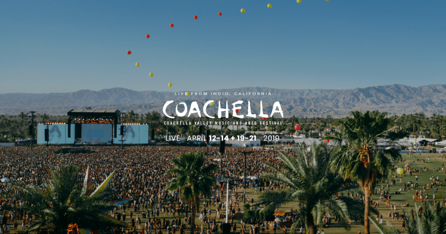 The dates of Coachella 2019, where the outbreak happened.
