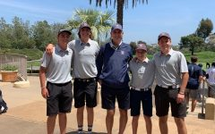 Men's Varsity Golf Season 2019