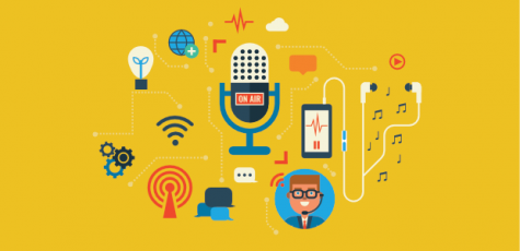The Lasting Effect of Podcasts