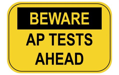 AP testing commences next week for students all across the country.