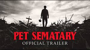 Pet Sematary Movie Poster(photo courtesy of IMDB)