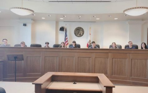 YLHS Mock Trial goes to Chapman Fowler School of Law