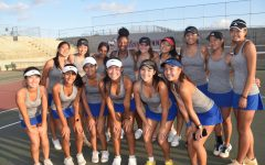Lady Mustangs Charge Strong In a New Tennis Season