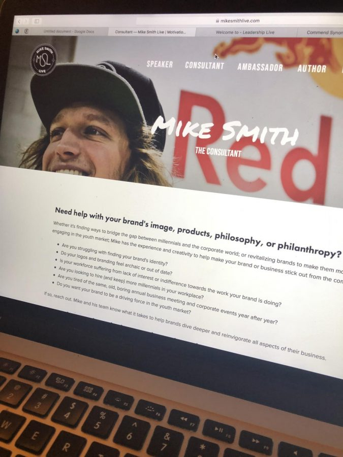 Learn more about Mike Smith at mikesmithlive.com.