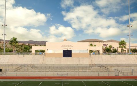 The home of YLHS Football's team, which is beginning a new season, is Shapell Stadium.