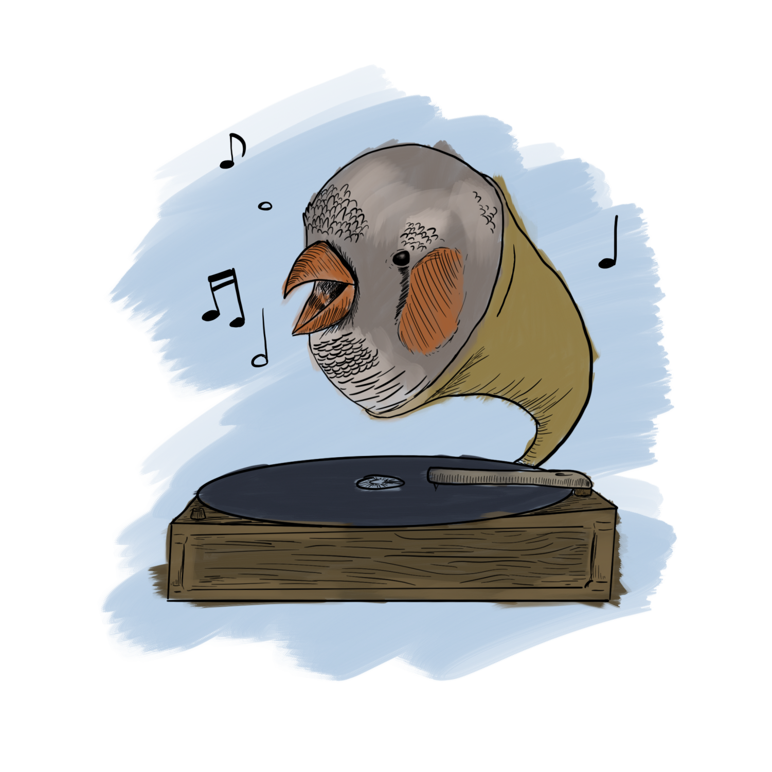 Using optogenics, scientists are able to have birds learn a song they have never learned before