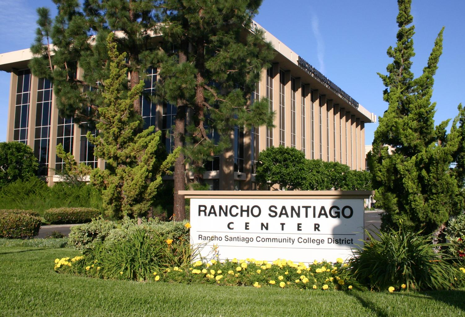 Rancho Santiago Community College is a popular pick for students in the PYLUSD.