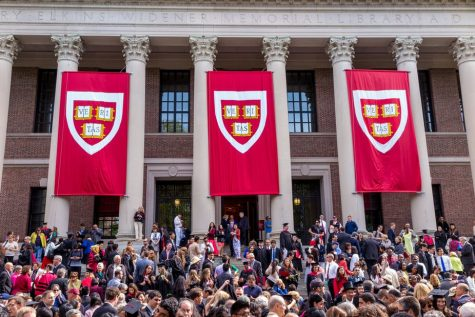 Harvard University, an elite higher educational institute, is at the center of the controversy.