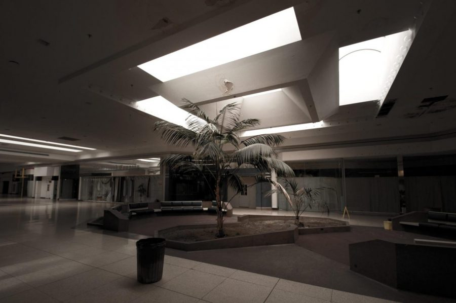 Malls are experiencing a decline as thousands of retail stores close their doors.