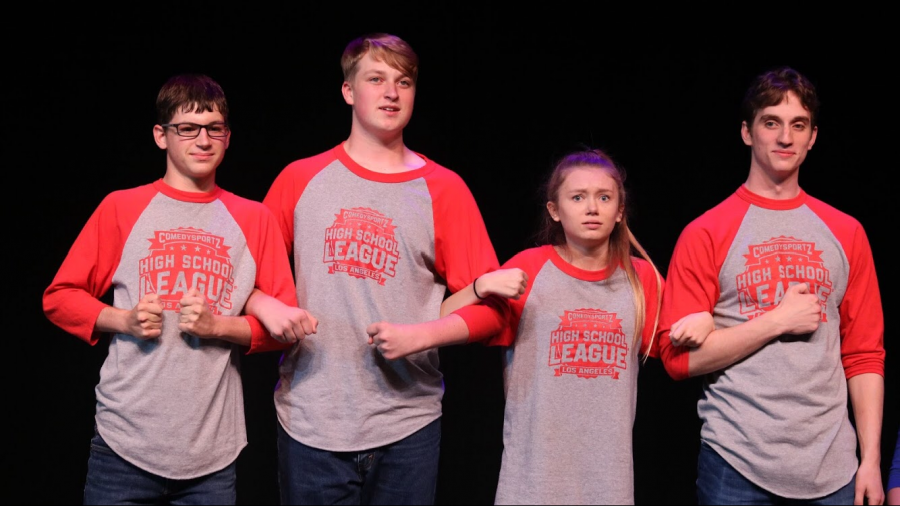 A Laugh to the Past: Comedy Sportz Takes the Stage