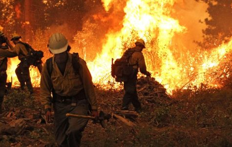 Climate change is increasing the intensity of California's wildfires.