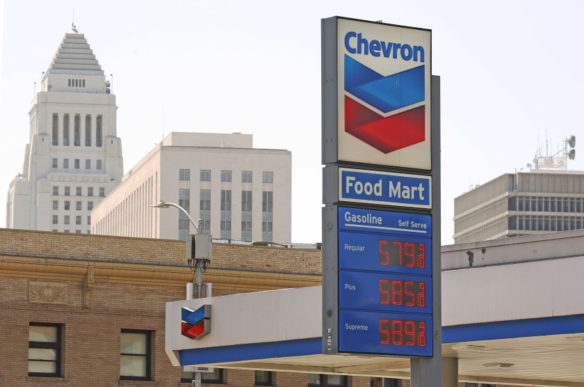 Gas prices have been escalating throughout California, causing frustration for many drivers.