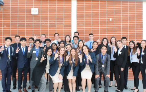Yorba Linda Future Business Leaders at Section 2018-19