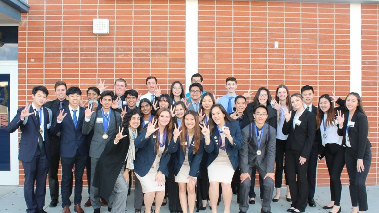 Yorba+Linda+Future+Business+Leaders+at+Section+2018-19