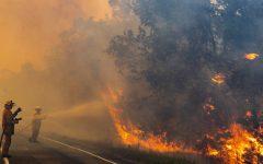 Fires Ablaze in Australia
