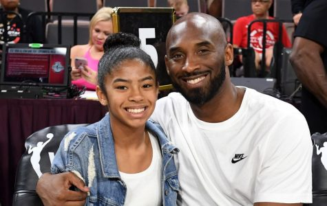 Gianna Bryant (left), age 13, and father Kobe Bryant (right), age 41, were on their way to one of Gianna's basketball games when their helicopter unexpectedly crashed into a hillside in Calabasas.