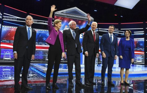The Democratic presidential candidates at the Nevada Debate continue their campaigns.