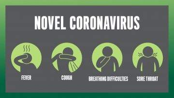 As the coronavirus is spreading, be careful and watch out for these symptoms as well!