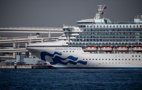 The Diamond Princess currently has over 3,500 passengers in quarantine for COVID-19 coronavirus.