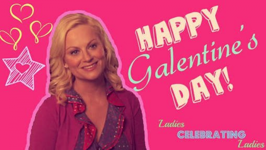 Galentine%E2%80%99s+Day+is+a+fun-filled+holiday+celebrating+the+friendships+between+women+without+having+to+be+in+a+relationship.
