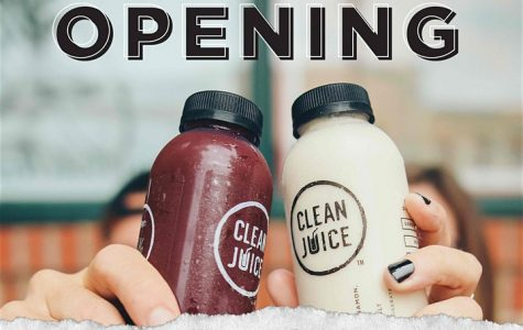 Clean Juice's  Grand Opening in YLTC is Saturday February 15th