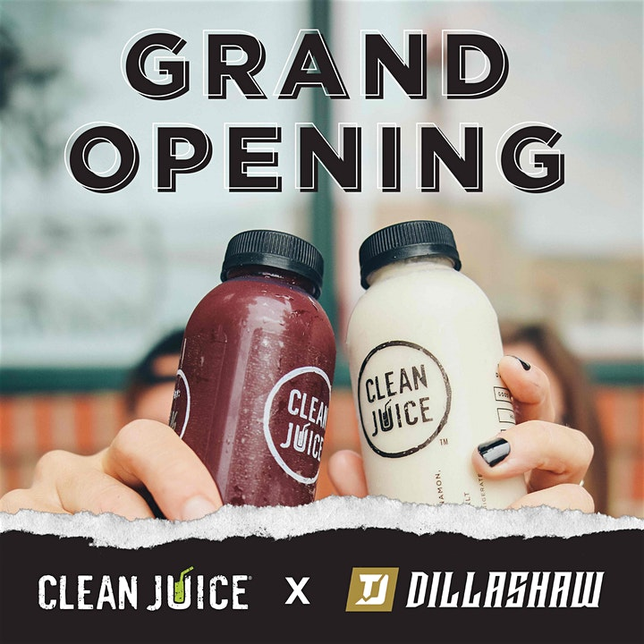 Clean+Juice%27s++Grand+Opening+in+YLTC+is+Saturday+February+15th