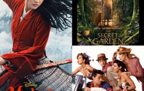 Three of the new reboots that are being made are Mulan, The Secret Garden, and Friends.