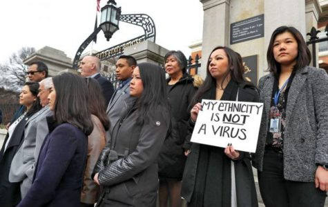 Photo Credit: timeshighereducation.com This here is people taking a stand against racism. Let's not judge others based on their race.