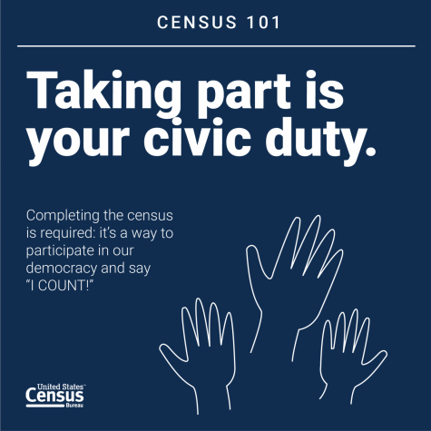 The spread of these ads are the result of a $500 million outreach campaign for public education on the efficiency and safety of taking the 2020 Census.