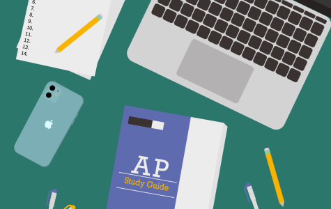 AP exams can be stressful if students do not properly prepare for them.