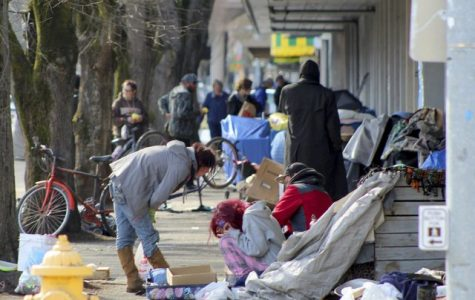The homeless and those living below the line of poverty struggle during this incredibly difficult time.
