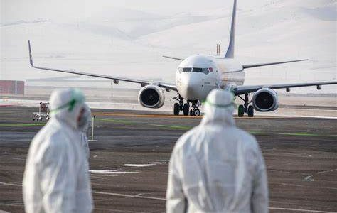 The coronavirus pandemic will change the way that people travel in the future.