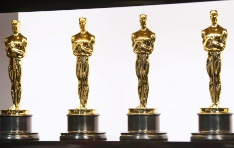 The Oscar awards that the winners of the Oscars get during the ceremonies.