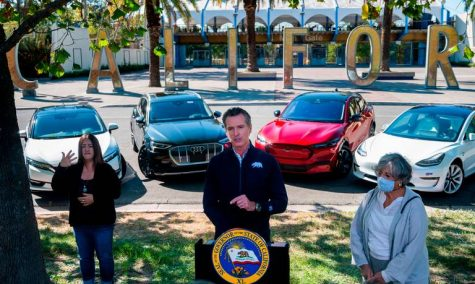 On September 23, Governor Gavin Newsom shared his plans about the 2035 gas powered car ban to the public.