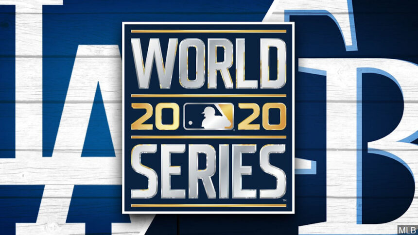 The+Los+Angeles+Dodgers+will+take+on+the+Tampa+Bay+Rays+in+this+year%E2%80%99s+Fall+Classic+at+Globe+Life+Park+in+Arlington%2C+Texas.+Both+teams+are+looking+to+break+a+championship+drought+of+more+than+20+years.