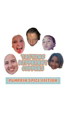 Trying Pumpkin Spice Coffee