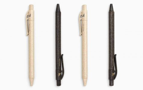A Good Company sells stylish pens made out of natural grass. Source: A Good Company (agood.com)