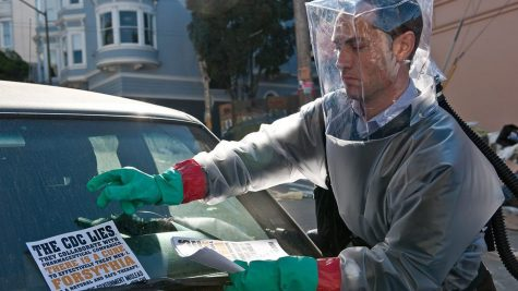 A scene from Contagion seems to resemble the behavior of some during the recent COVID-19 outbreak.