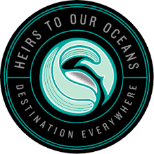 Heirs To Our Oceans is a movement that strives to better our oceans for future generations.