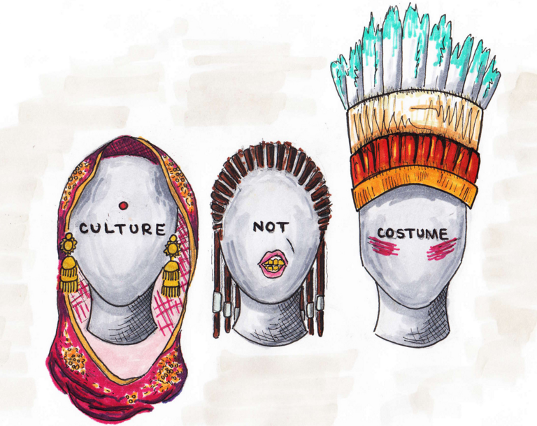 As the world evolves, people are becoming more informed about the contrast between cultural appropriation and appreciation, but the solution is yet to be solved.