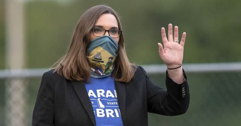 Sarah McBride becomes the first state senator in the nation.