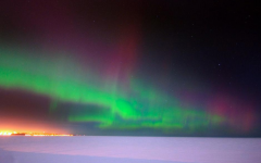 Northern Lights Visible in Multiple States