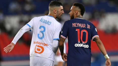 In a fiery match between French rivals Paris Saint-Germain and Olympique de Marseille, allegations arose of Marseille player Alvaro Gonzalez using racist remarks towards PSG's Neymar Jr.