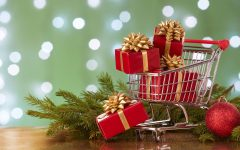 Christmas has become a holiday where billions of dollars are spent worldwide.