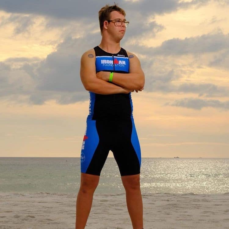 Chris Nikic competed in the Ironman Florida Triathlon in Panama City. He made history by becoming the first person with Down Syndrome to complete an Ironman Triathlon, which consists of a 2.4-mile swim, a 112-mile bike ride, and a 26.2-mile run.