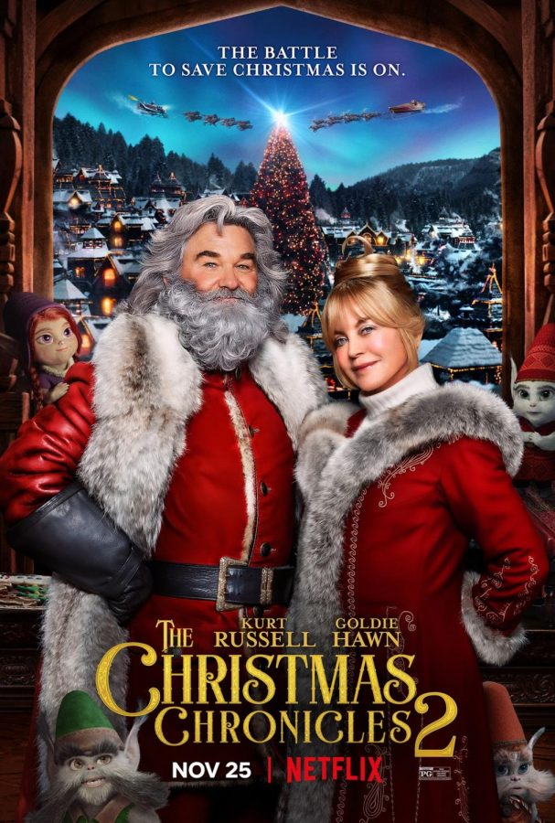 Kurt+Russell+and+Goldie+Hawn+return+in+the+sequel+as+Santa+Claus+and+Mrs.+Claus.
