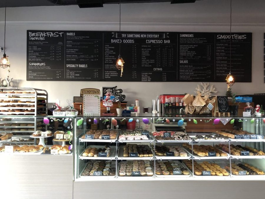 YLS Bakery & Cafe is a small business in Yorba Linda and a great place to grab breakfast this holiday season!
