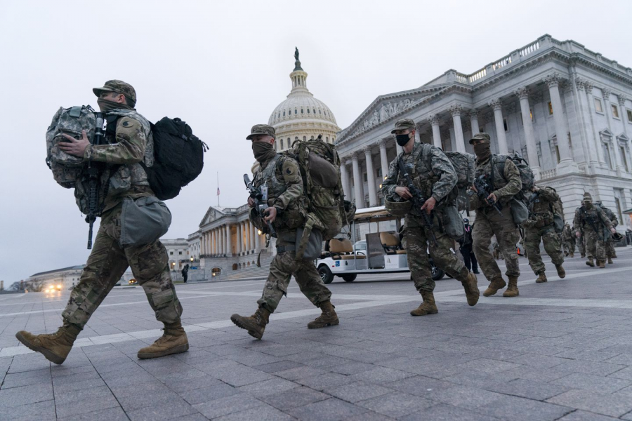Because of multiple threats against Joe Biden and other government officials, the National Guard is preparing to protect the Capitol during the Inauguration of Joe Biden on January 20th.